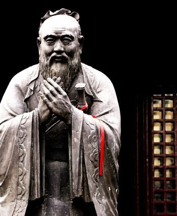 Confucius: Philosophy Summary